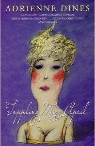 Toppling Miss April book cover